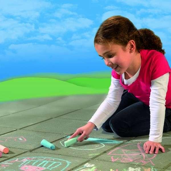 playground chalks