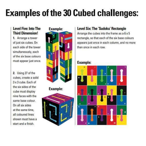 examples of 30 cubed