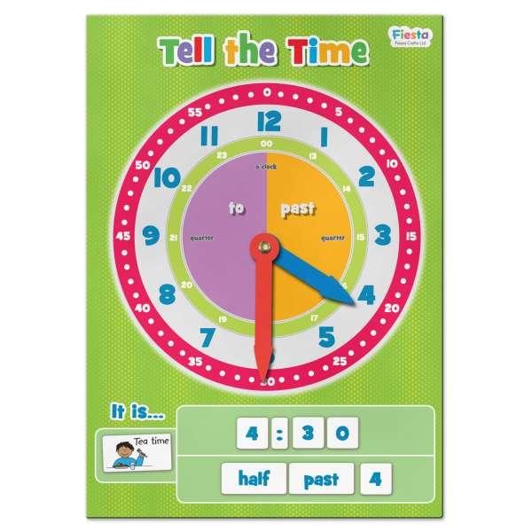telltime board