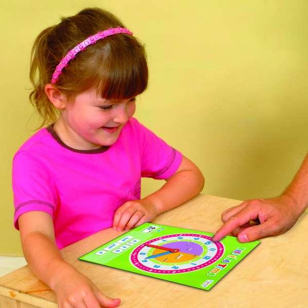 telltime girl playing