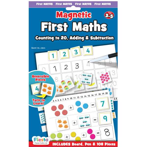 Magnetic First Maths