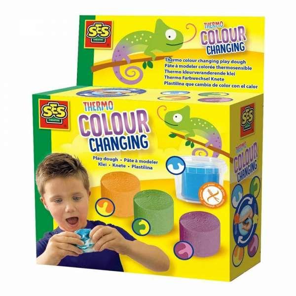 colour changing dough